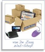 vanDeZaag webshop